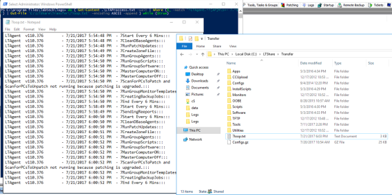 Powershell to parse a log file for a specific item – RedBeard Abides